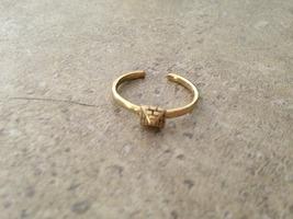 Chibi Pyramid Ring