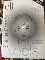 E.l.f. Shine Eraser Sheets