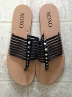 XOXO New Studded Sandles, Size 8.5