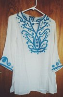 Thml Luxe Embroidered Tunic