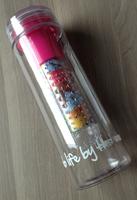 FabFitFun BPA-Free Water Infuser Bottle