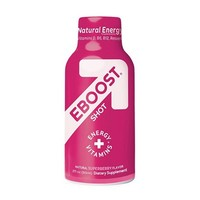 eboost superberry energy shot with coconut water