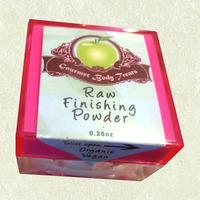 Gourmet Body Treats- Raw Finishing Powder