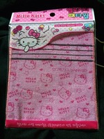 Aha bath Hello Kitty Massage Towel Mit