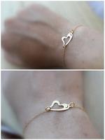 Saressa Design Heart Bracelet