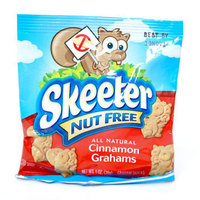 Skeeter Nut Free Cinnamon Grahams