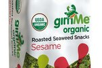 GIMME Organic Roasted Seaweed Snacks