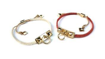 BaubleBar O-Ring Stud Wrap Bracelet