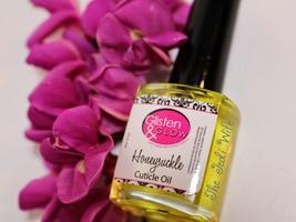 Glisten an Glow Honeysuckle Cuticle Oil