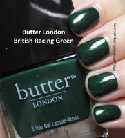 ButterLondon British Racing Green