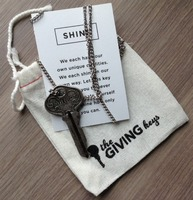 The Giving Keys in Shine