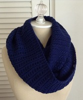 Wear It With Everything Circle Scarf