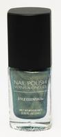 Style Essentials Nail Polish in metallic green