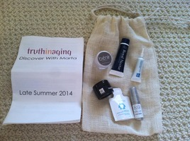 Entire Discover with Marta Late Summer 2014 Box