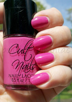 Devious Nature nail polish by Cult Nails