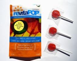 revitaPOP B12 Vitamin Lollipops