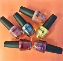 My beauty spot nail polish - GOLD