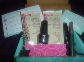 Entire Beauty Box 5 September 2014 Box