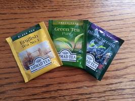 Ahmad Tea 3 teabag set