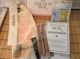 Entire September Frenchbox