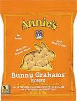 Annie's Homegrown Bunny Grahams - Honey