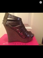 Shoedazzle Zafira wedge