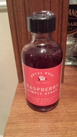 Raspberry Simple Syrup