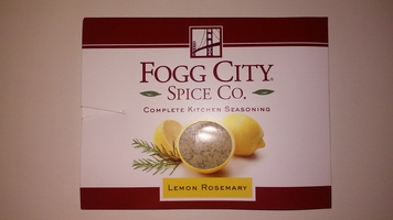 Fogg City Spice Co Lemon Rosemary - Sample packet