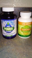 Pro Power Cleanse and Premium Garcinia Extrat