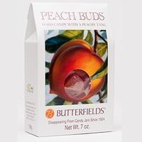 Butterfield's Peach Buds Hard Candy