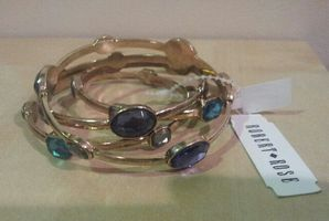Robert Rose Bangle Set