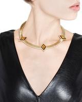 Jewelmint Gold Shift Necklace