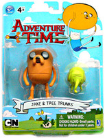 Adventure Time Jake& Tree Trunks