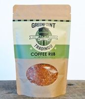 Greenpoint Trading Co Coffee Rub