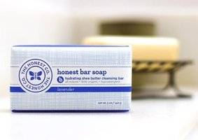 The Honest Company Shea Butter Soap