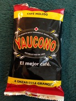 Yaucono Cafe Puro Puerto Rican Coffee