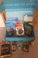 Escape Monthly- Puerto Rico- Entire Box September 2014