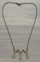 I Adorn U Arrow Necklace
