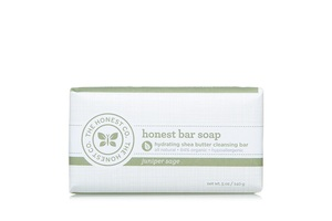 The Honest Co honest bar soap in Juniper Sage