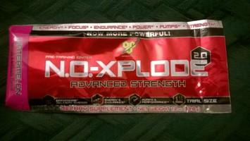 BSN N.O. -Xplode Advanced Strength