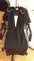 Black Murtlewood Dress
