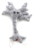 Brain Cell Plush - Giant Microbes