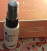 "Lumiere d'hiver Super Comb Prep & Protect Deluxe Sample 1oz from the Birchbox ""the Everygirl box"" August 2014"