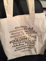 Golden Tote (tote bag only)