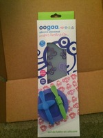 oogaa Silicone placemat - Purple