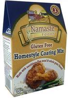 Namaste Homestyle Seasoned Coating Mix Gluten Free