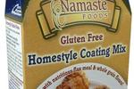 Namaste Homestyle Seasoned Coating Mix Gluten Free