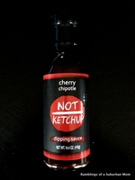 Cherry Chipotle Dipping Sauce by Not Ketchup