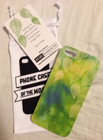 I Phone 5 Case - Sewing Seeds