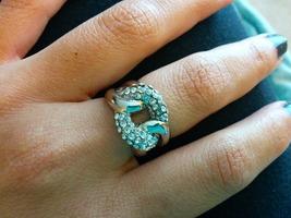 Suki Ring - Size 6